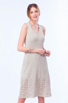 Летнее платье без рукавов Kvinto со скидкой