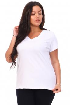 Блуза из плотного хлопка Кетлен